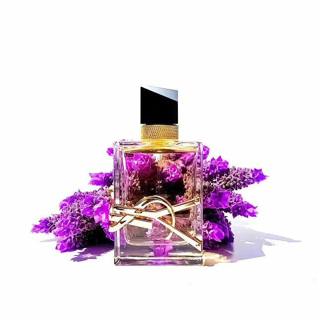 Libre, o androgenia by Yves Saint Laurent