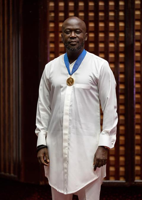 Ghanaian Architect, David Adjaye OBE receives the 2021 Royal Gold Medal for architecture
