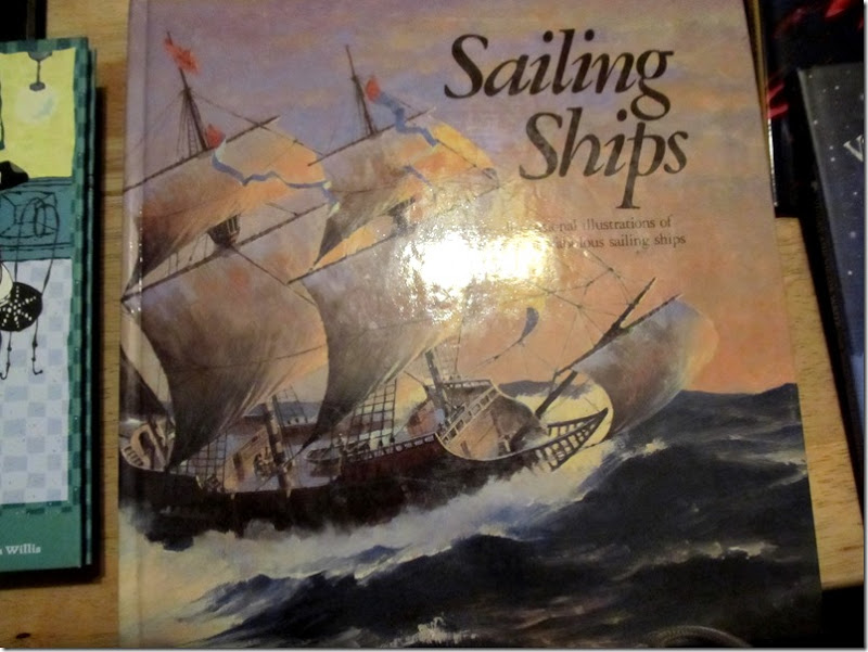Sailing Ships: 3-Dimensional Illustrations