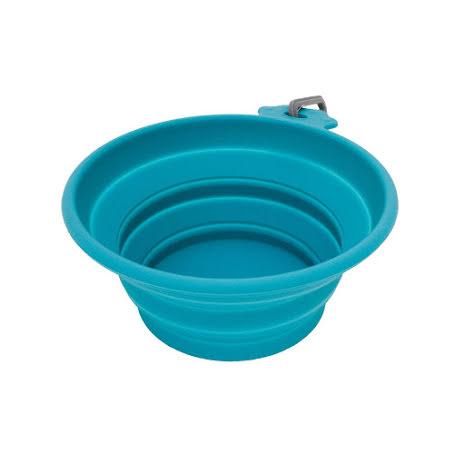 Dogman Silicone Pop-up Bowl, 1000ml