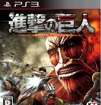 [GAMES] 進撃の巨人 / Shingeki no Kyojin Attack on Titan (PS3 /JPN)