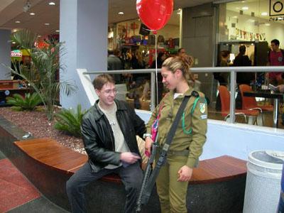 Alex Lesley Military Girl, Alex Lesley