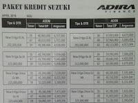 PAKET KREDIT ADIRA