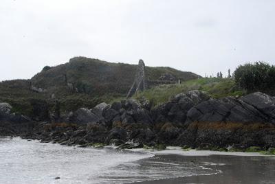 Abbey Island, Derrynane Beach, County Kerry, Ireland