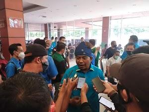 Haris Pertama Berikan Jawaban Yang Menyentuh Usai Dicopot dari Jabatan Ketum KNPI