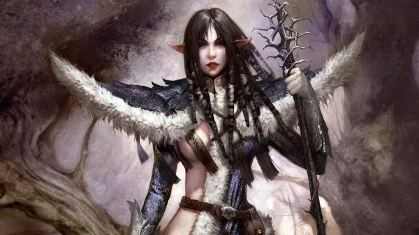 Innocent Magician Of Goodness, Elven Girls 2