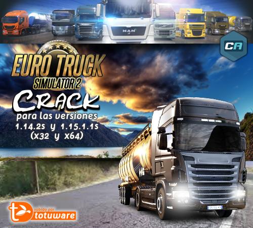 Crack para Euro Truck Simulator 2