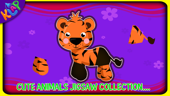 Jigsaw Puzzle Games for Kids Lite - náhled