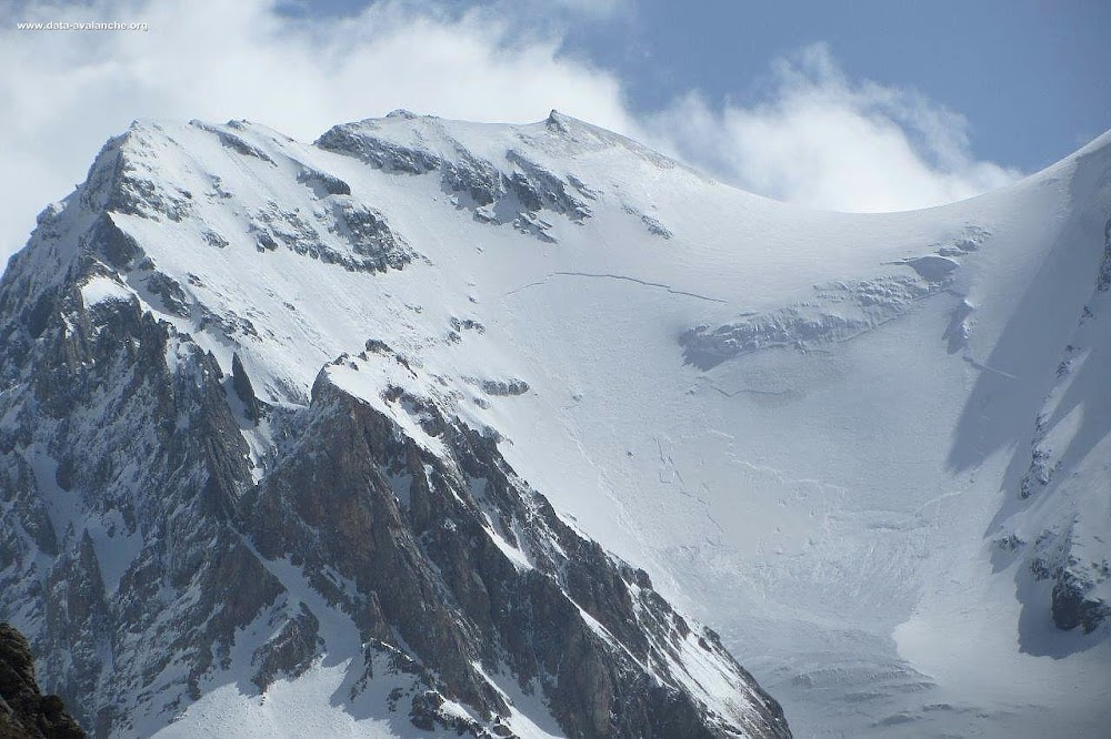 Avalanche Vanoise, secteur Grande Casse, Grands Couloirs - Photo 1