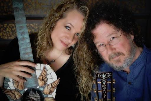 Blue Ridge Mountain Music: Al Petteway and Amy White