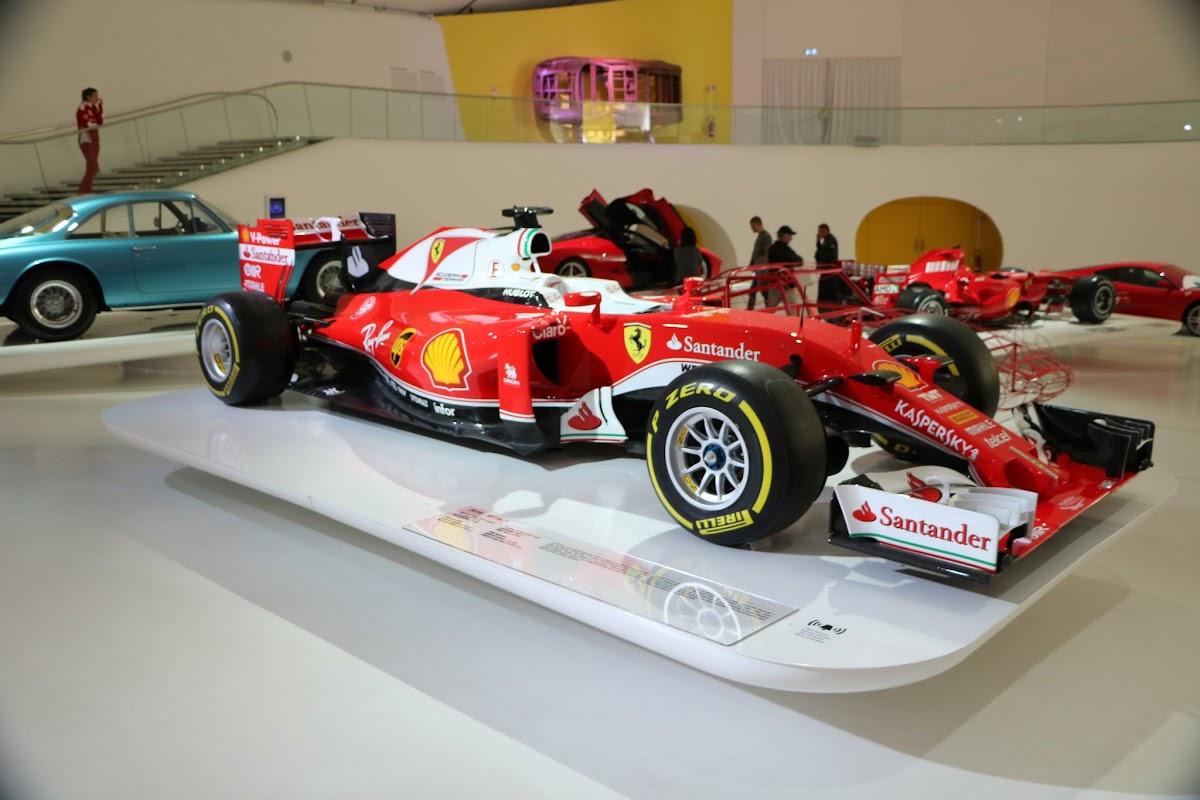 Modena - Enzo Museum 0069 - 2016 Ferrari SF16 F1.jpg