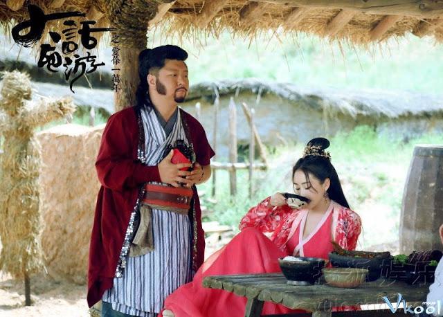 Xem Phim Đại Thoại Tây Du - Yêu Em Vạn Năm - A Chinese Odyssey: Love Of Eternity - phimtm.com - Ảnh 4