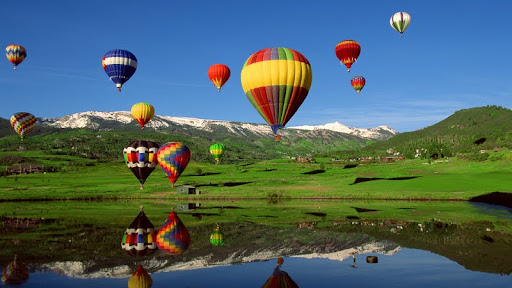 Hot Air Balloon Festival Reflected.jpg