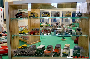 Land Rover model collection