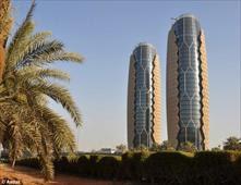 ابراج ابو ظبي من افضل الابراج العالية