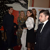 OIC - ENTSIMAGES.COM - Jack Waldoock, Ashley James, Kelly Brook and Natalia Kapchuk at the Taking Stock Premiere at the Raindance Film Festival  London 4th October 2015  Photo Mobis Photos/OIC 0203 174 1069