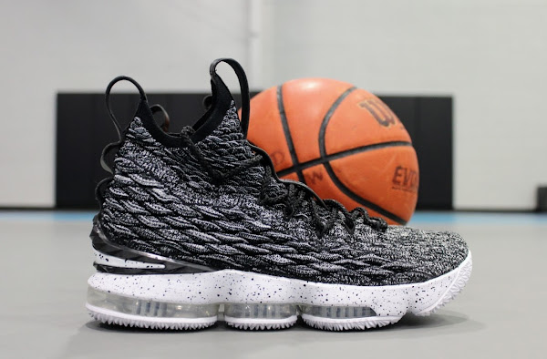 Available Now Nike LeBron 15 Ashes 897648002