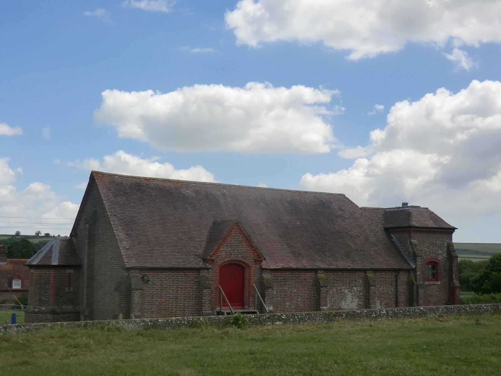 CIMG8827 Chapel Barn, South Stoke Farm