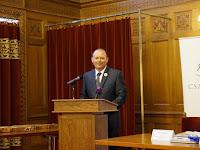 Pataki János, a Kárpát-medencei Családszervezetek Szövetségének elnöke .JPG