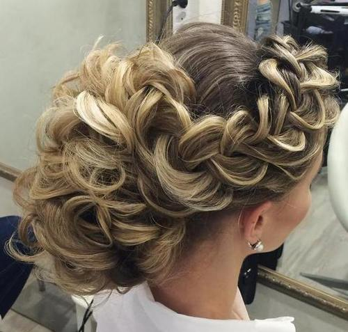 Top Smart Wedding Hair Updos In Current Year For Brides 2017-2018 17