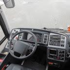 Het dashboard van de VDL Berkhof / Volvo van Van Fraassen Travelling bus 465
