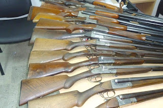 Khenchela: Saisie de 14 fusils de chasse et 9 quintaux de poudre explosive depuis janvier