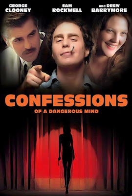Confessions of a Dangerous Mind (2002) BluRay 720p HD Watch Online, Download Full Movie For Free