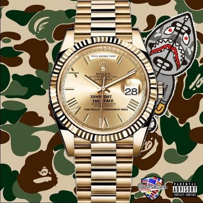 "Mir Mulla ""Jump Out The Face"" ft. Dev Dinero (Prod. by Mexiko) 