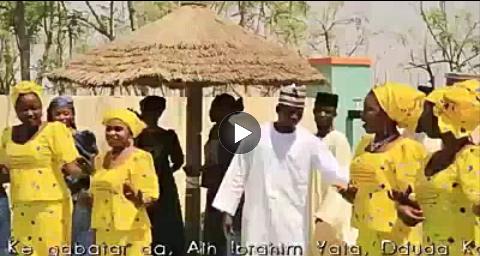 Video: Sabuwar Wakar Rarara – Sannu Da Zuwa Buhari Farar Aniya