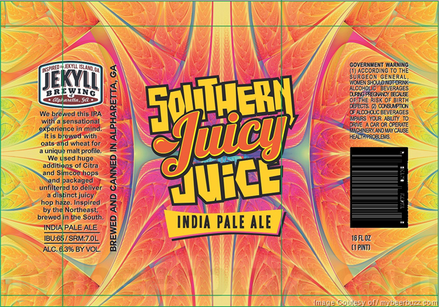 Jekyll Brewing Southern Juicy Juice