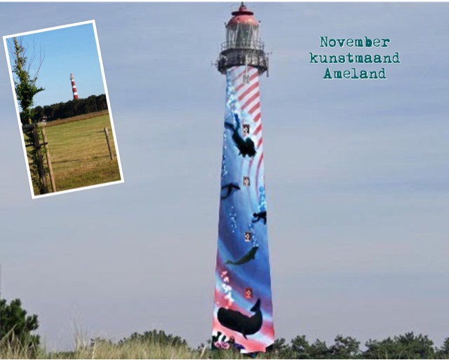 November Kunstmaand Ameland