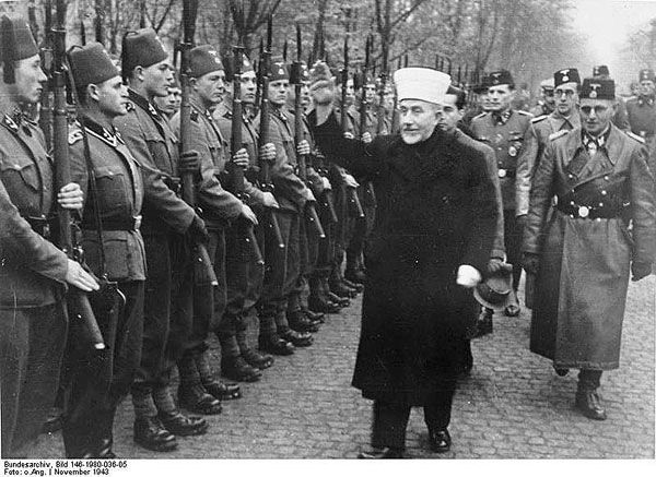 The deadly fusion of Nazism and Arab nationalism