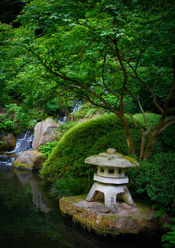 Portland Japanese Garden Store: Kristel Balmet: Portland Japanese Garden
