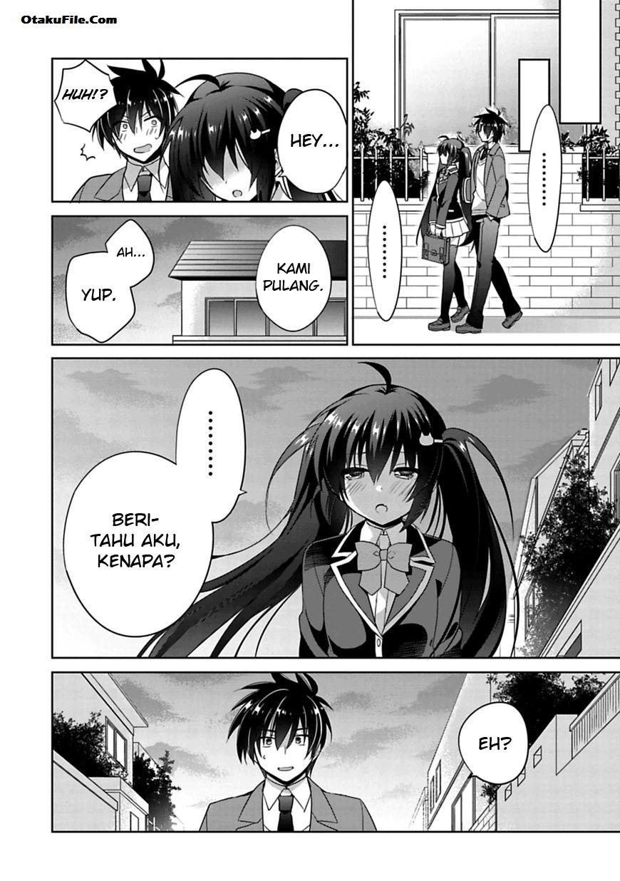 Siscon Ani to Brocon Imouto ga Shoujiki ni Nattara: Chapter 01 - Page 33
