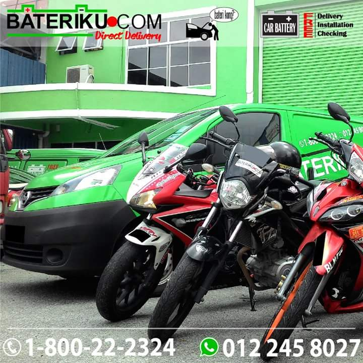 Bateri Kereta Kong Di Bangi,  Dapatkan Servis Dari Bateriku.com