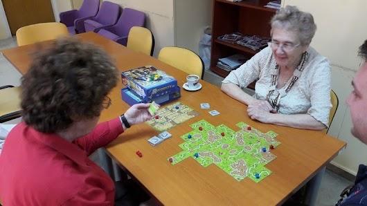 Igranje s umirovljenicima u Rijeci