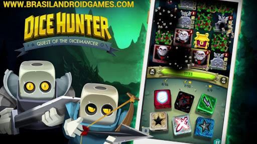 Dice Hunter: Quest of the Dicemancer Imagem do Jogo