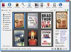 برنامج المكتبة كاليبر لتنظيم وقراءة الكتب الإلكترونية -1