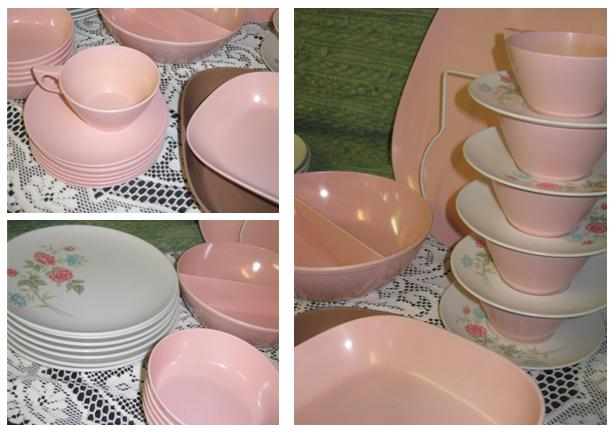 Texas Ware Melamine Dishes From The 50 S