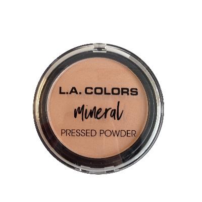 Compacto La Colors Mineral Creamy Natural