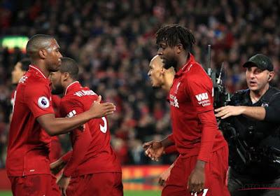 "Divock Origi a mis Liverpool dans sa poche: ""Un sentiment incroyable"""