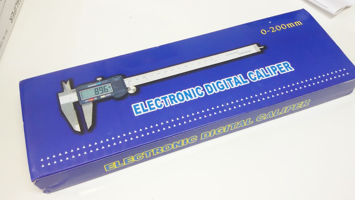 Digital Caliper 8 inch//200 mm Electronic Vernier Calipers Measuring Tool