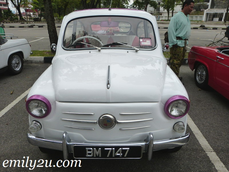 Modified Fiat 600