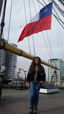 Barco Esmeralda, Iquique  - Chile