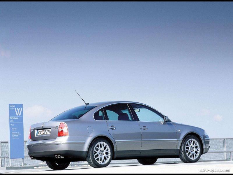2004 Volkswagen Passat Diesel Specifications Pictures Prices
