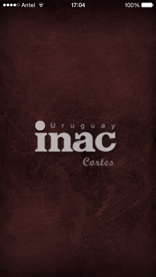 INAC Cortes- screenshot