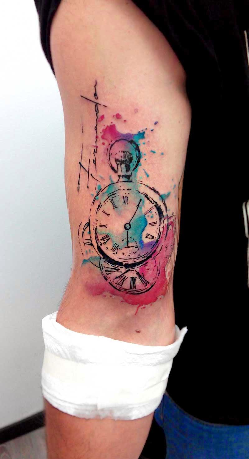 Acuarelas Para Tattoos