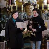 Zpívání u betléma v kostele sv. Jiljí v Třebnicích