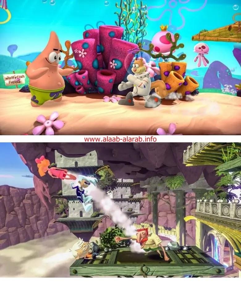 تحميل لعبة Nickelodeon All-Star Brawl للكمبيوتر مجانا ، تنزيل لعبة Nickelodeon All-Star Brawl للكمبيوتر