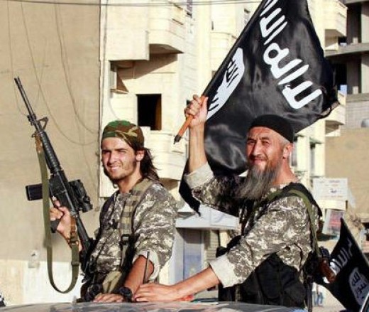 Moron selfie leads to destruction of Islamic State command-and-control